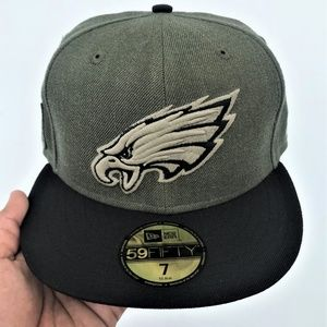 New Era Philadelphia Eagles Salute to Service Hat